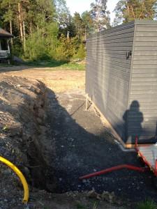 murförberedelse