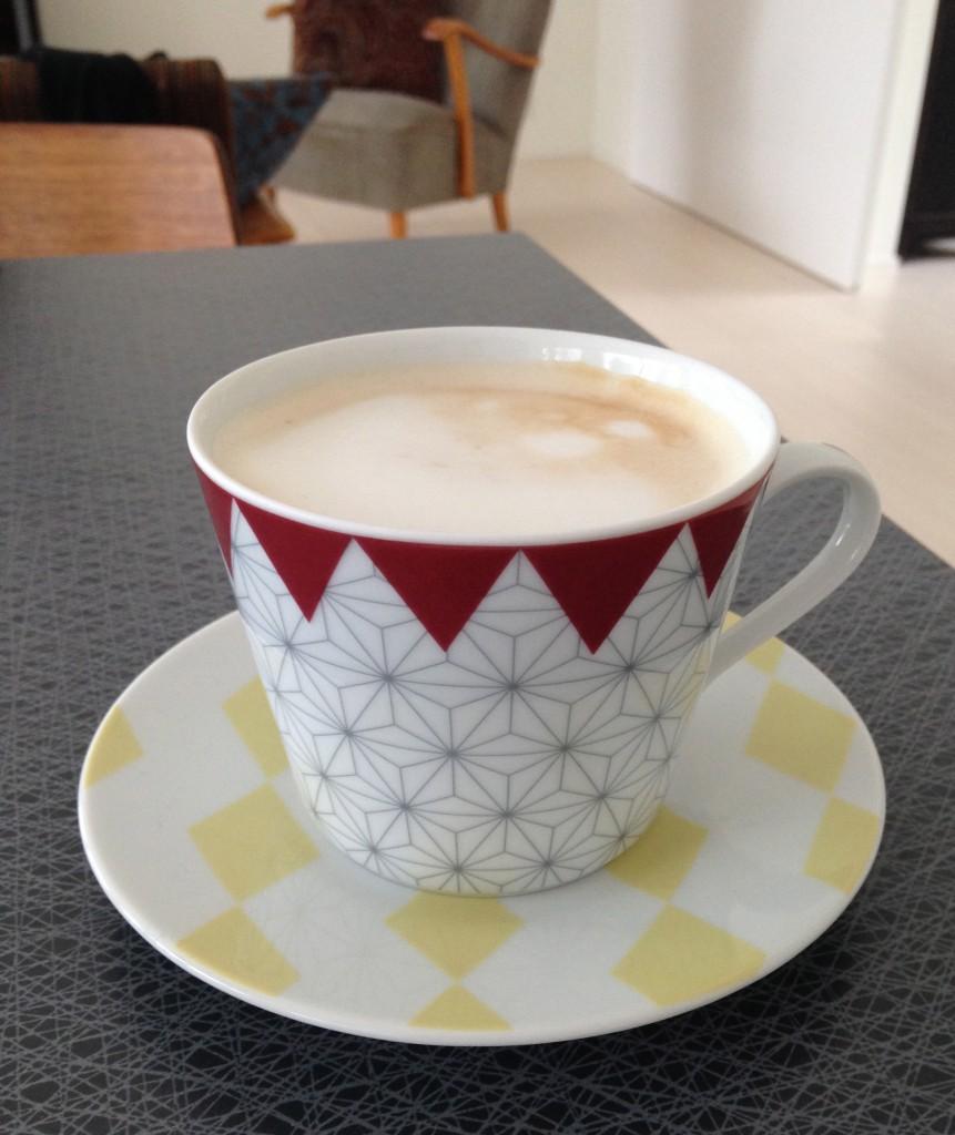 Lycka i en kaffekopp!