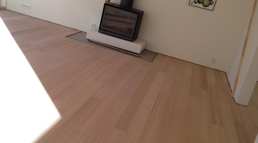 Färdigt golv